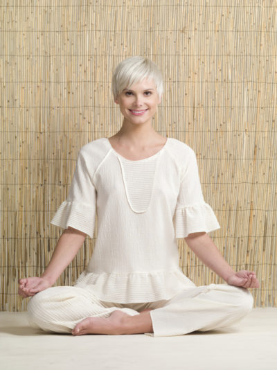 Organics Collection Akita Spa Top