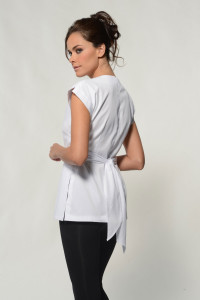 Bella - White Spa Top Back