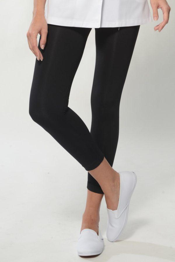 Healthy Leggings - Black Spa Uniform Pants