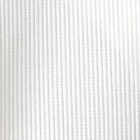 White Fabric Sample